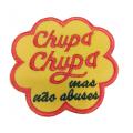 Chupa chupa mas não abuses