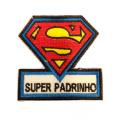 Super Padrinho ( letras super homem)
