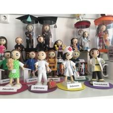 Bonecas Profissões
