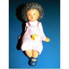 Boneca de barro Educadora (Barro)