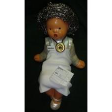 Boneca Médica (Barro)