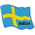 Suécia bandeira