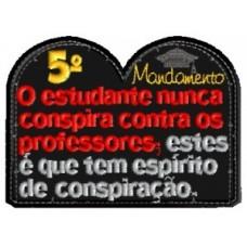 5º Mandamento do Estudante