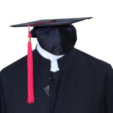 Chapéu Académico de Finalista Graduado