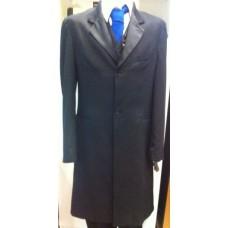 Batina traje académico masculino nacional