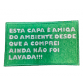 CAPA AMIGA DO AMBIENTE!