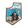 Engenharia Informática (escrito azul)