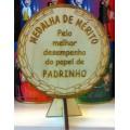 Medalha de Mérito - Padrinho