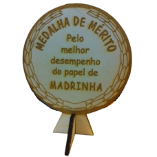 Medalha de Mérito - Madrinha