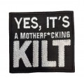 YES, IT'S A MOTHERF*CKING KILT