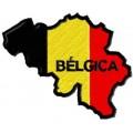 Bélgica mapa